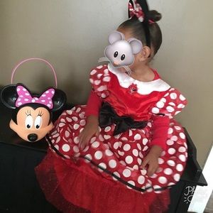 Other - Toddler Minnie Mouse Outfit